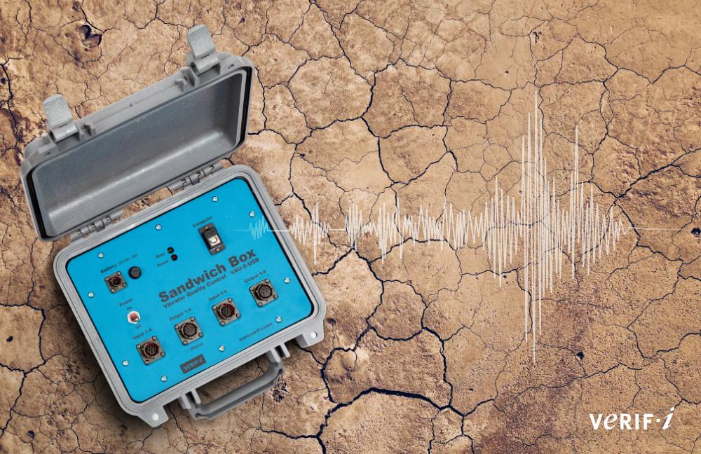 Seismic Testing Equipment – Sandwich Box Vibration Testing