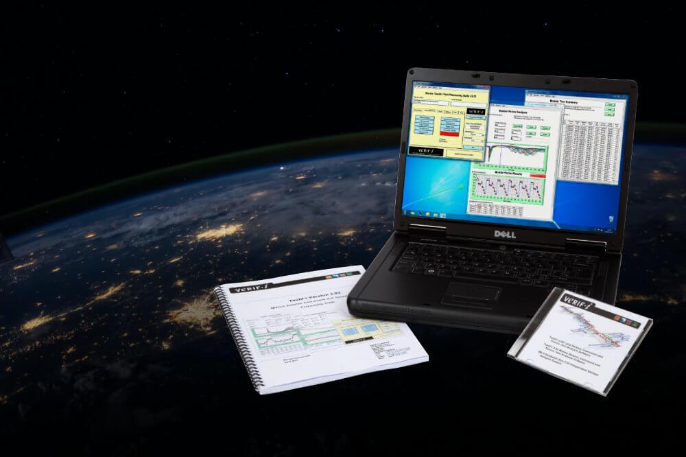 Seismic Instrument Testing Software